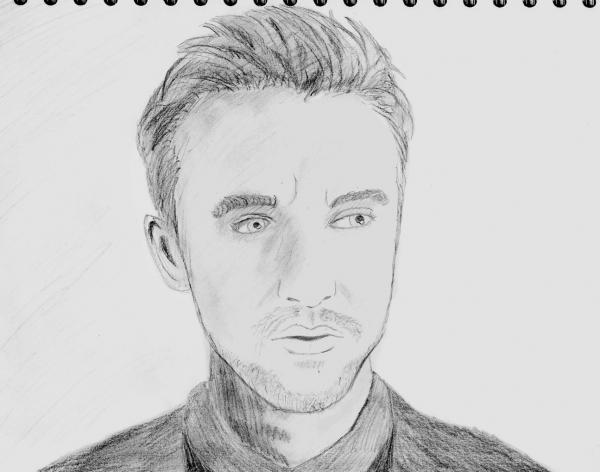 Tom Felton par MJsPerlinchen